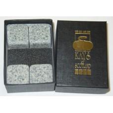 Ailsa Craig Granite Ice Cubes