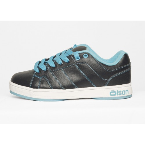 fly bali blue curling shoes