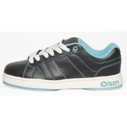 fly bali blue curling shoes with 3 32 quot flex